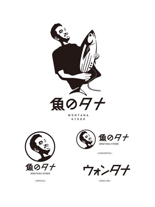 魚のタナ 経堂 ロゴマーク
