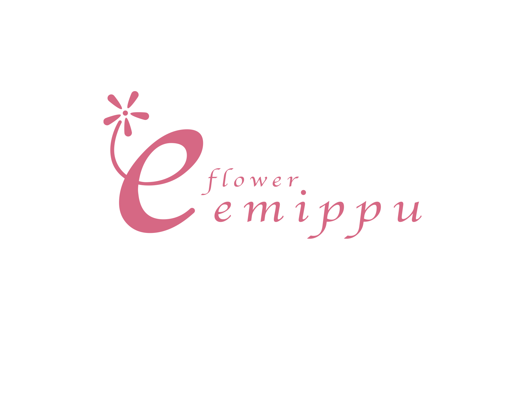 fower emippu ginza ロゴマーク